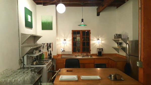 Kitchen - GREEN exhibition