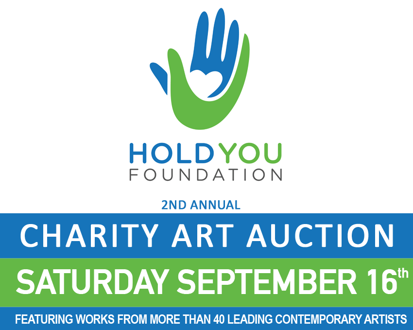 2nd Annual HoldYou Foundation Auction